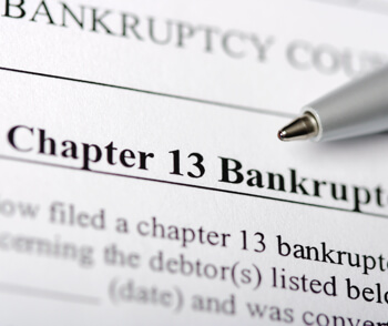 United States legal documents focused on Chapter 13 Bankruptcy.